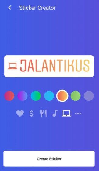 Cara Membuat Stiker Di Instagram Bergerak 38b4b