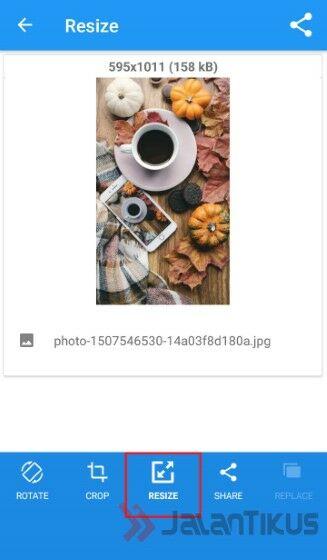 Mengubah Resolusi Foto Di Hp D1408