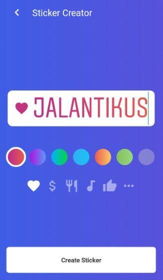 Cara Membuat Stiker Instagram Bergerak 5c4c6