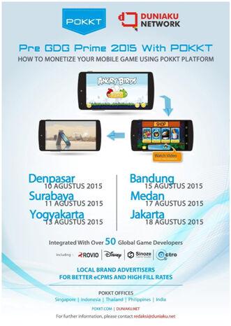 Gdg Prime 2015 Kerjasama Pokkt 2