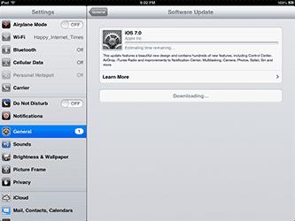 Apple Rilis IOS 7 Untuk Didownload