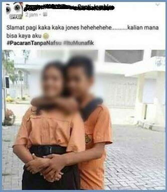 Status Facebook Anak Sd Pacaran 2
