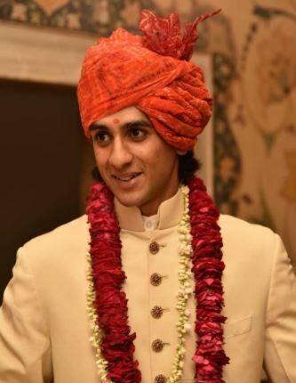 Padmanabh Singh Maharaja Of Jaipur Ee22c