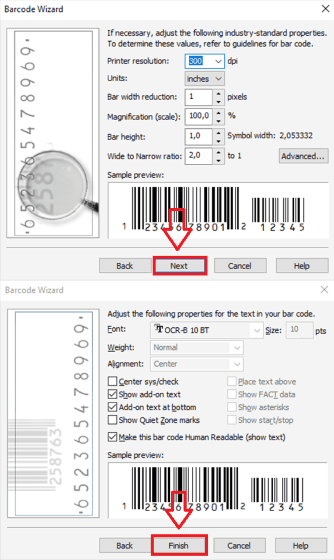 Cara Membuat Barcode13 Custom A5faf