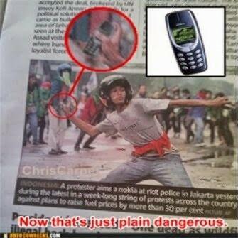 Fungsi Smartphone Yang Hanya Bisa Sekali 3