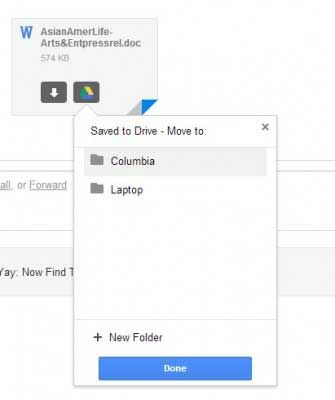 Simpan Attachment Gmail Ke Google Drive 2