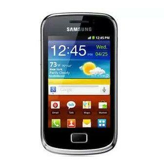 HP Samsung Jadul Galaxy Mini 2 S6500 Ab48c
