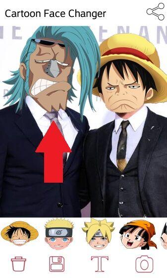 Aplikasi Edit Foto Muka Jadi Tokoh Anime 4 4f465