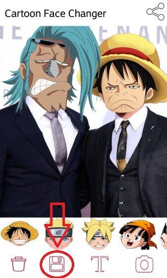 Aplikasi Edit Foto Muka Jadi Tokoh Anime 5 56a00