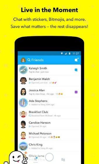 Aplikasi Chatting Alternatif Snapcaht 57ea2