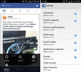 Remove Facebook Contact 1