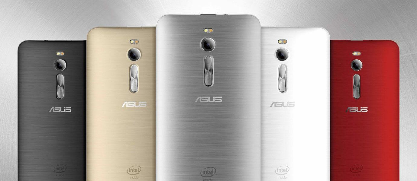 ASUS Ungkap Tanggal Rilis dan Harga Zenfone 2 di Indonesia