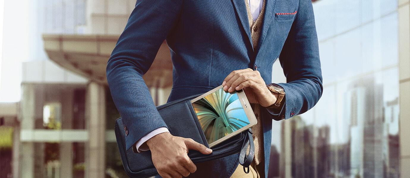 Samsung GALAXY Tab S2, Satu Tablet Berjuta Kemudahan untuk Aktivitas Sehari-hari