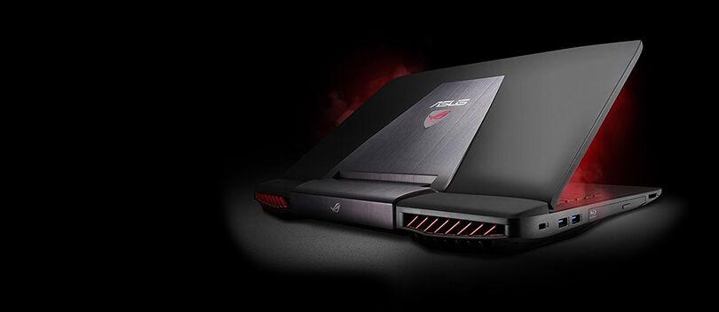 ROG G751JY, Notebook Gaming Spek 'Dewa' dengan Harga Murah