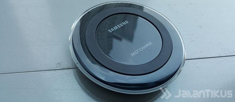 Melihat Lebih Jauh Samsung Qi Wireless Charger Pad Berteknologi Fast Charge