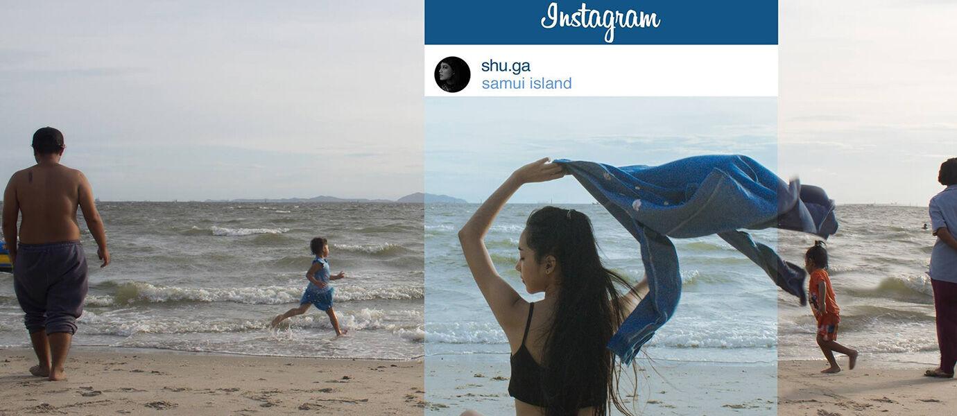 8 Foto Kocak Tentang Apa yang Terjadi Di Luar Bingkai Foto Instagram