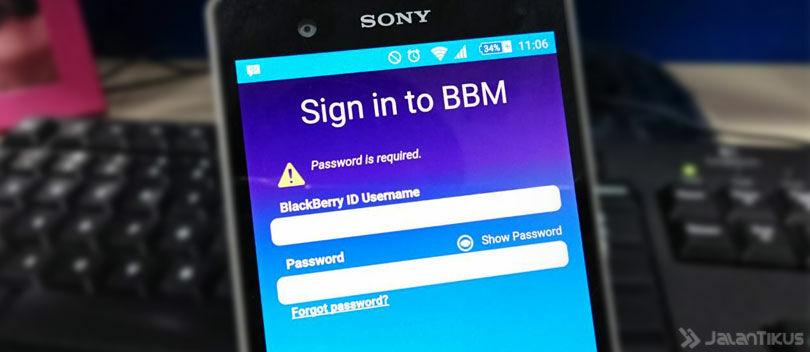Tips Pengaturan BBM for Android Agar Tidak Boros Memori dan RAM