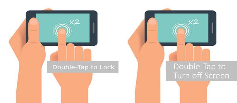 Cara Matikan dan Kunci Layar Otomatis Android dengan Double Tap
