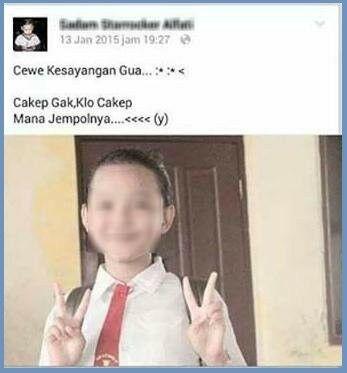 Status Facebook Anak Sd Pacaran 4