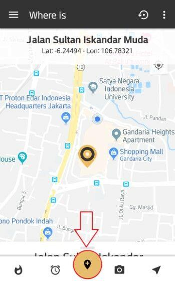 Cara Menemukan Lokasi Parkir Kendaraan Pakai Smartphone 1 A9338
