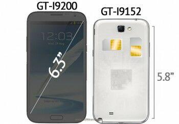 Samsung Rilis Phablet Galaxy Mega