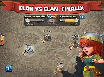 Fitur Update Clash Royale 7
