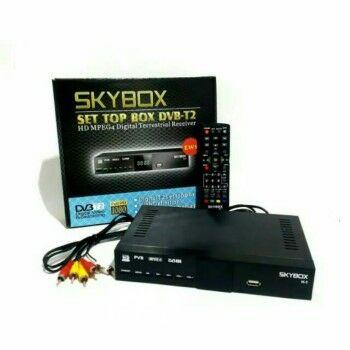 Set Top Box Dvb T2 21bea