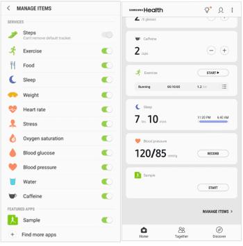 Samsung Health 00b35