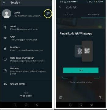 Cara Langkah Install Pasang Aplikasi Whatsapp Clone Apk Terbaru 2020 Wa Clone 3 2 Custom 18ef5
