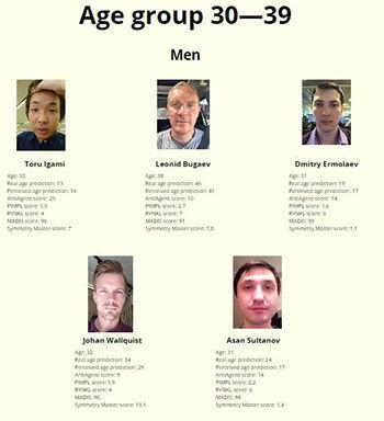 Kontes Kecantikan Dengan Juri Robot Usia 30 Pria