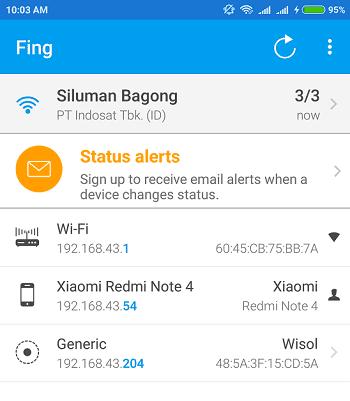 Cara Melacak Yang Terhubung Ke Wifi 2