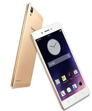 Smartphone Paling Diminati Oppo F1
