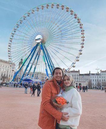 Pasangan Artis Muda Indonesia Paling Romantis 2020 90788