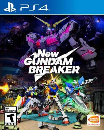 Review Game Ps4 New Gundam Breaker 1 31741