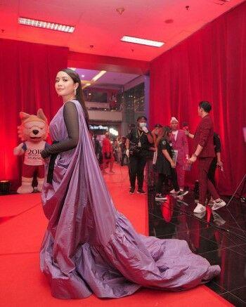 Nagita Slavina Busana Kontroversial Aktor Indonesia 65467