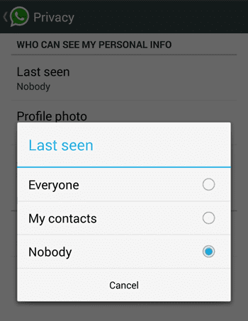 Last Seen Di Whatsapp2