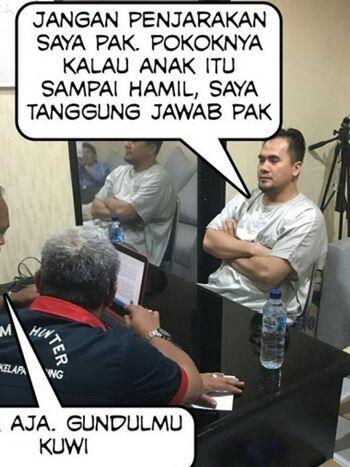 Meme Saipul Jamil 6