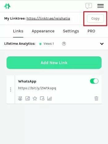 Cara Buat Linktree Whatsapp Di Instagram Cb658