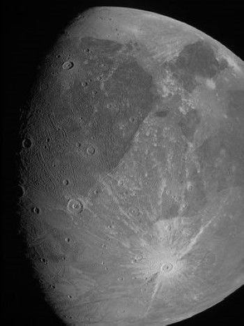 Satelit Planet Jupiter Fbe35