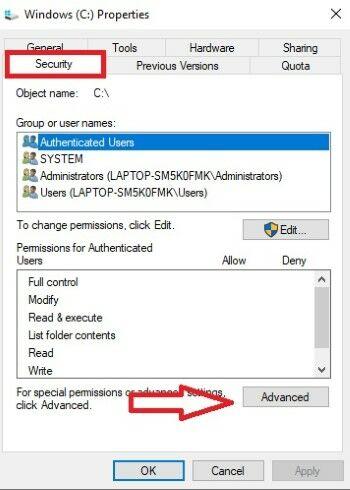 Aplikasi Tidak Muncul Di Windows 10 E8e98