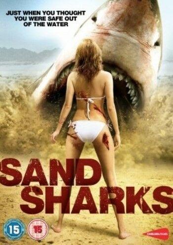 Sand Sharks Film Terkenal Yang Orang Tidak Peduli Dan Dianggap Ada Custom Custom B8291