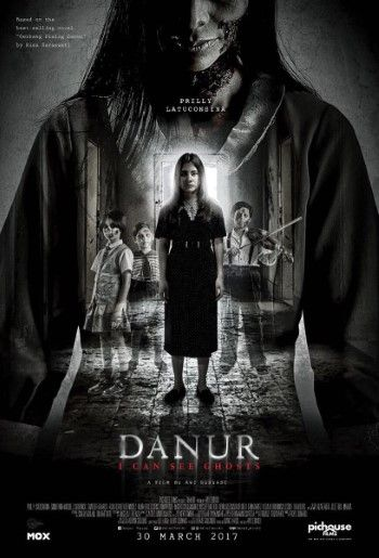Poster Film Horor Indonesia Custom Dc5e4