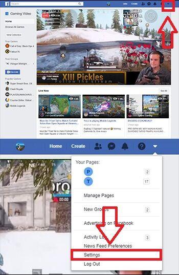 Tutorial Mencari Creator Facebook Gaming 1 Fdea2