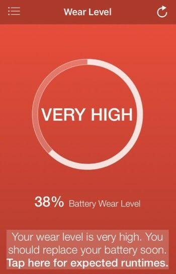 Cara Cek Kesehatan Baterai Iphone Aplikasi Battery Life Bf191