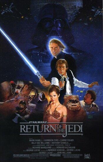 Star Wars Return Of The Jedi 258b2