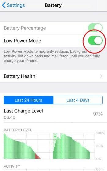 Cara Menghemat Baterai Iphone 6 Adf58