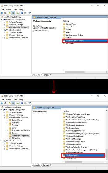 Cara Ampuh Mematikan Fitur Windows Update Di Windows 10 3 E5f34