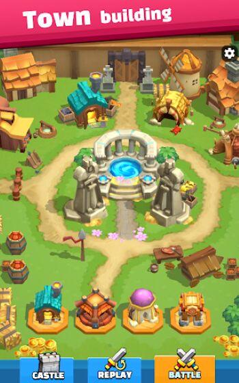 Wild Castle Unlimited Gold 4d01e