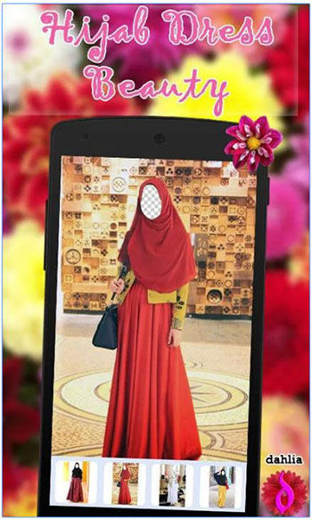 Aplikasi Model Hijab 2016 Hijab Dress Beauty 1
