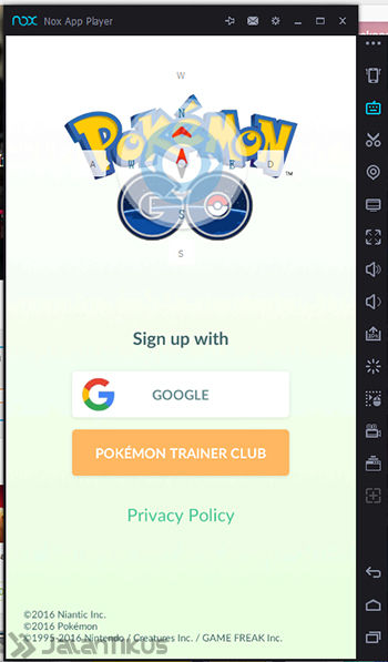 Cara Main Pokemon Go Di Pc Laptop 10